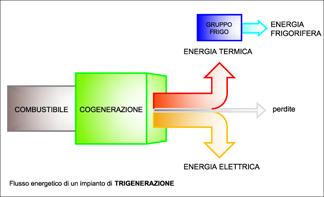 schema trigenerazione